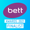 We've been shortlisted for a Bett Award!
