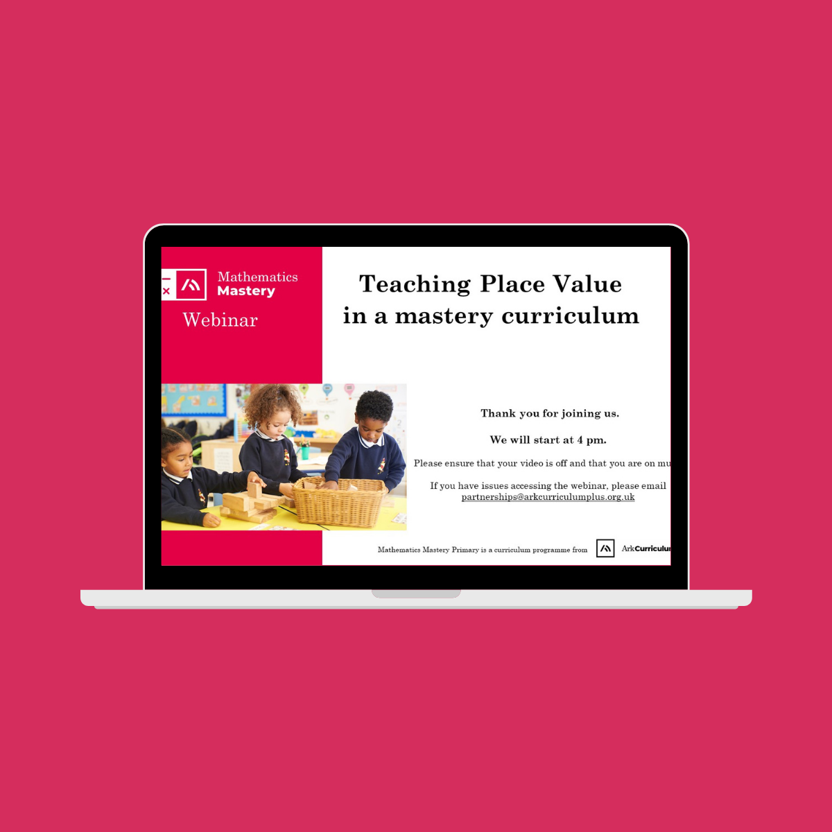 Watch our webinar: Teaching Place Value in a mastery curriculum